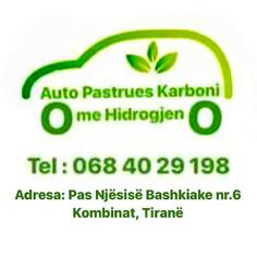 Auto Pastrues Karboni me Hidrogjen